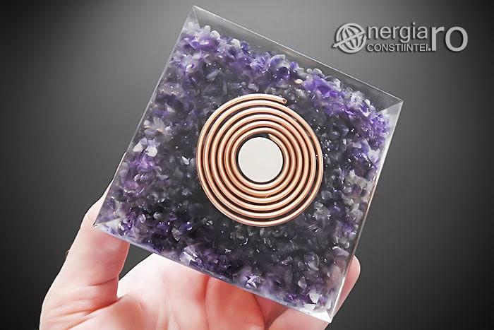 Piramida-Orgonica-Orgon-Energetica-Protectoare-Protectie-Cristale-Ametist-Spirala-Cupru-Foita-Aur-Magnet-Neodim-ORG057-04