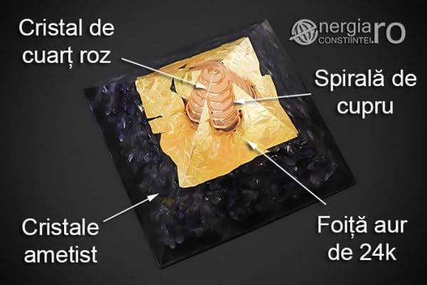 Piramida-Orgonica-Orgon-Energetica-Protectoare-Protectie-Cristale-Ametist-Spirala-Cupru-Foita-Aur-Magnet-Neodim-ORG057-05