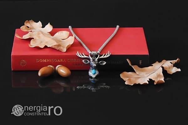 Amuleta-Talisman-Medalion-Colier-Pandant-Pandantiv-Cerb-Masculin-INOX-PND275-05