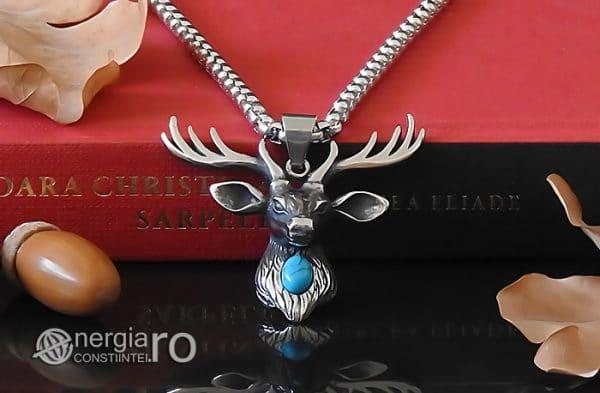 Amuleta-Talisman-Medalion-Colier-Pandant-Pandantiv-Cerb-Masculin-INOX-PND275-06