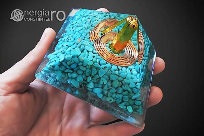 Piramida-Orgon-Orgonica-Energetica-Protectoare-Protectie-Cristale-Turcoaz-Cuart-De-Stanca-Spirala-Cupru-Foita-Aur-Magnet-Neodim-ORG058-03