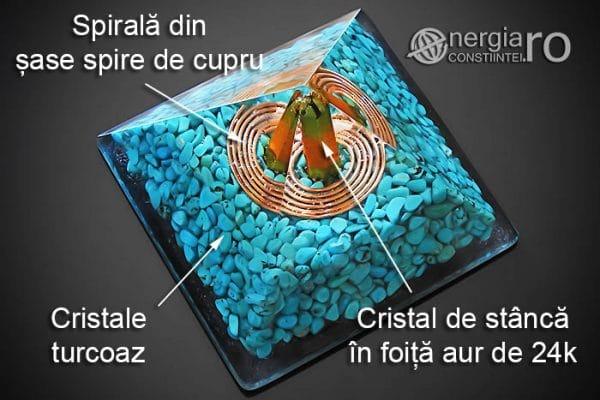 Piramida-Orgon-Orgonica-Energetica-Protectoare-Protectie-Cristale-Turcoaz-Cuart-De-Stanca-Spirala-Cupru-Foita-Aur-Magnet-Neodim-ORG058-05