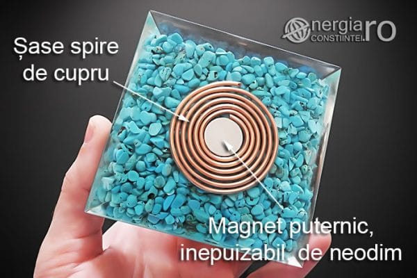 Piramida-Orgon-Orgonica-Energetica-Protectoare-Protectie-Cristale-Turcoaz-Cuart-De-Stanca-Spirala-Cupru-Foita-Aur-Magnet-Neodim-ORG058-06