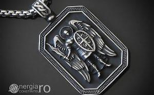 amuleta-talisman-medalion-colier-pandant-pandantiv-sfantul-sf-arhanghelul-mihail-inox-PND280-00