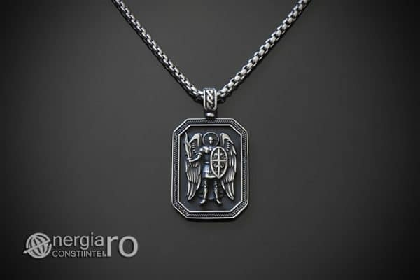 amuleta-talisman-medalion-colier-pandant-pandantiv-sfantul-sf-arhanghelul-mihail-inox-PND280-01