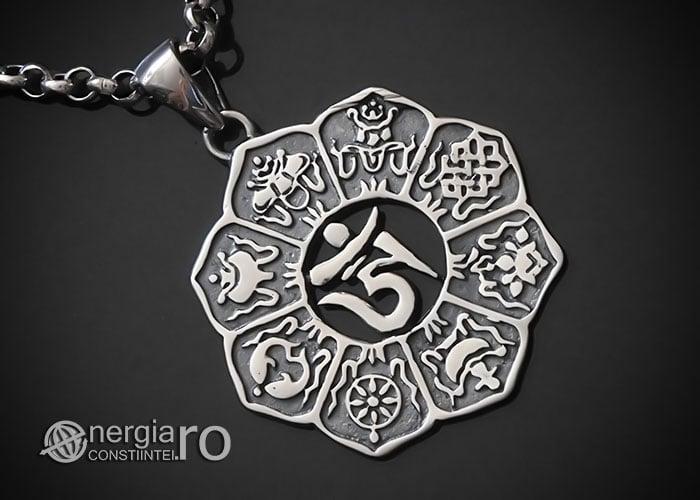 amuleta-talisman-medalion-colier-pandant-pandantiv-om-mani-padme-hum-argint-PND946-00
