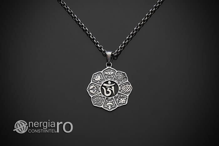 amuleta-talisman-medalion-colier-pandant-pandantiv-om-mani-padme-hum-argint-PND946-01