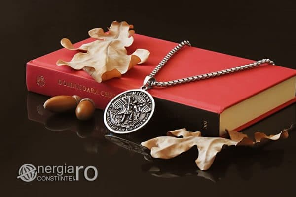 amuleta-talisman-medalion-colier-pandant-pandantiv-sfantul-sf-mihail-inox-PND281-03