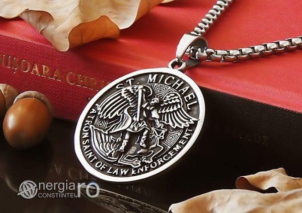 amuleta-talisman-medalion-colier-pandant-pandantiv-sfantul-sf-mihail-inox-PND281-04