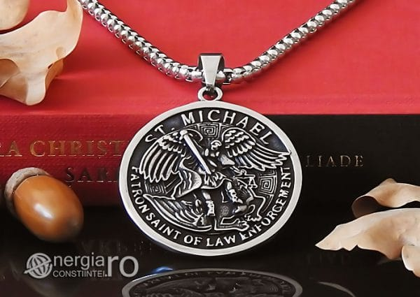 amuleta-talisman-medalion-colier-pandant-pandantiv-sfantul-sf-mihail-inox-PND281-06