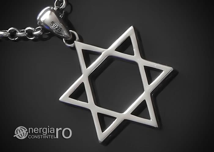 amuleta-talisman-medalion-colier-pandant-pandantiv-steaua-lui-david-hexagrama-argint-PND917-00