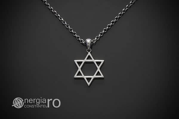 amuleta-talisman-medalion-colier-pandant-pandantiv-steaua-lui-david-hexagrama-argint-PND917-01
