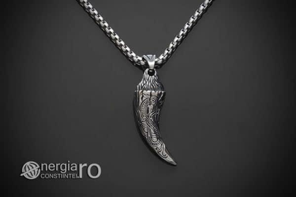 amuleta-talisman-medalion-colier-pandant-pandantiv-colt-de-lup-protectie-protector-curaj-inox-PND291-01