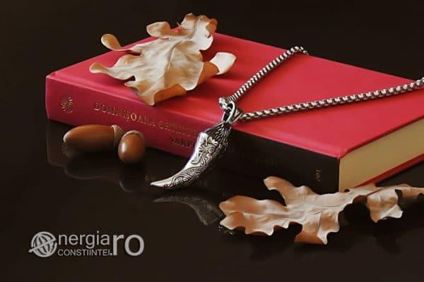 amuleta-talisman-medalion-colier-pandant-pandantiv-colt-de-lup-protectie-protector-curaj-inox-PND291-03