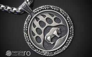 amuleta-talisman-medalion-pandant-pandantiv-laba-gheara-de-urs-inox-PND236-00