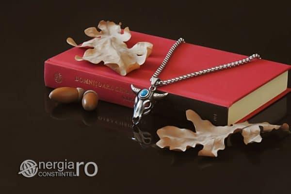 amuleta-talisman-medalion-colier-pandant-pandantiv-cap-de-bour-taur-protectie-protector-protectie-cristal-cuart-inox-PND253-03
