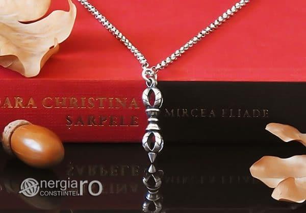 amuleta-talisman-medalion-colier-pandant-pandantiv-dorje-vajra-hindus-argint-protectie-protector-protectoare-PND965-05