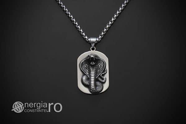 amuleta-talisman-medalion-colier-pandant-pandantiv-sarpe-cobra-inox-PND128-01