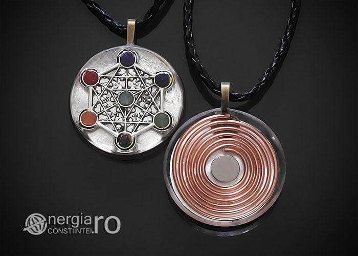 amuleta-talisman-medalion-colier-pandant-pandantiv-orgonic-orgon-cubul-lui-metatron-sapte-chakre-cristale-protector-protectie-ORG120-00