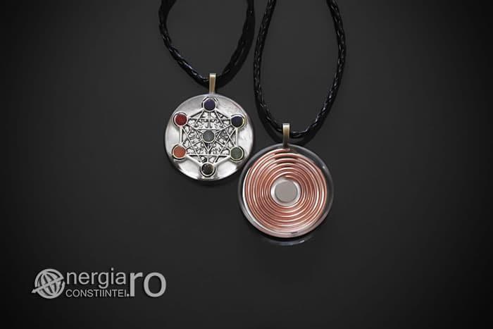 amuleta-talisman-medalion-colier-pandant-pandantiv-orgonic-orgon-cubul-lui-metatron-sapte-chakre-cristale-protector-protectie-ORG120-01