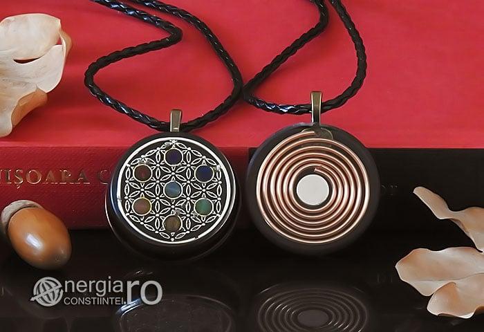 amuleta-talisman-medalion-colier-pandant-pandantiv-orgonic-orgon-floarea-vietii-sapte-cristale-cuart-chakre-spirala-cupru-ORG110-05