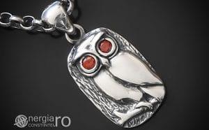 amuleta-talisman-medalion-colier-pandant-pandantiv-protector-protectie-protectoare-bufnita-cucuvea-argint-zircon-925-PND980-00