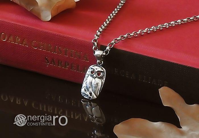 amuleta-talisman-medalion-colier-pandant-pandantiv-protector-protectie-protectoare-bufnita-cucuvea-argint-zircon-925-PND980-04