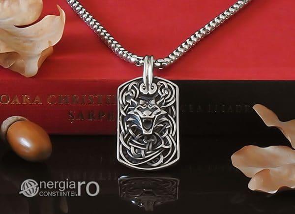 amuleta-talisman-medalion-colier-pandant-pandantiv-tableta-lup-protector-protectie-protectoare-curaj-inox-PND301-06