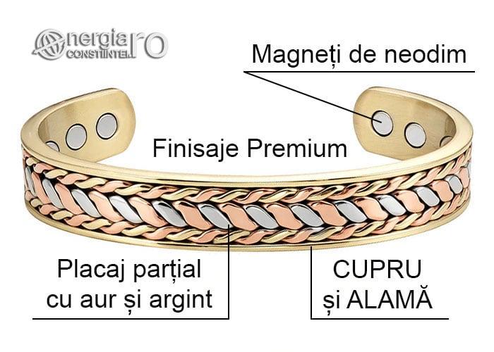 bratara-magnetica-terapeutica-energetica-medicinala-cupru-alama-placata-aur-argint-BRA064-04
