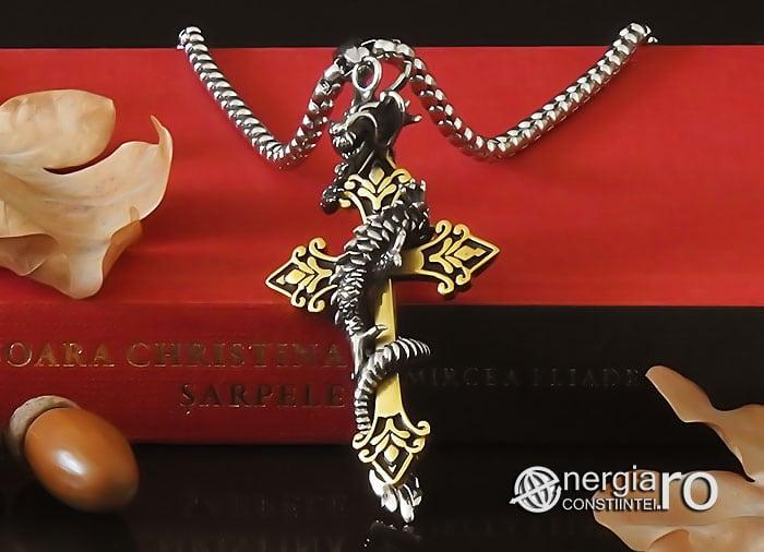 amuleta-talisman-medalion-colier-pandant-pandantiv-dragon-incolacit-cruce-cruciulita-protector-protectoare-inox-PND268-06