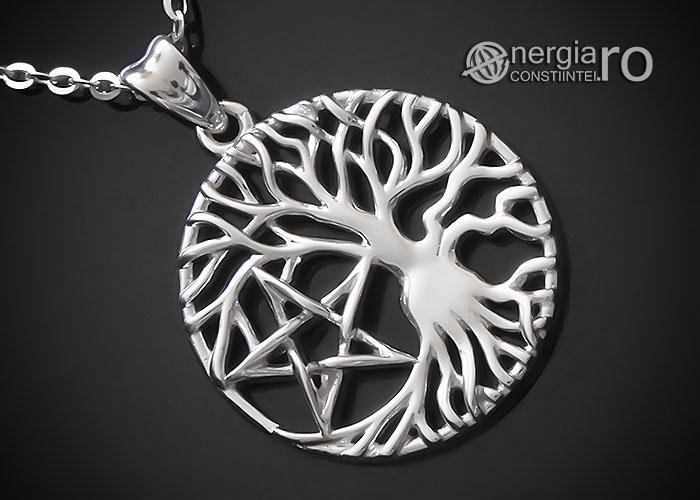 amuleta-talisman-medalion-colier-pandant-pandantiv-arborele-pomul-copacul-vietii-pentagrama-pentaclu-protector-protectie-argint-925-PND912-00