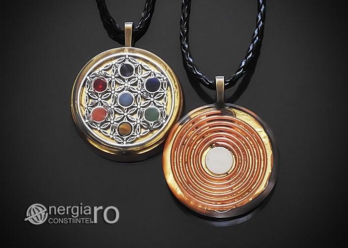 amuleta-talisman-medalion-colier-pandant-pandantiv-orgon-orgonic-floarea-vietii-cristale-cuart-protectie-protector-foita-aur-ORG111-00