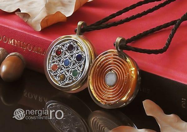 amuleta-talisman-medalion-colier-pandant-pandantiv-orgon-orgonic-floarea-vietii-cristale-cuart-protectie-protector-foita-aur-ORG111-03