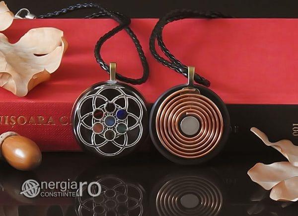 amuleta-talisman-medalion-colier-pandant-pandantiv-orgon-orgonic-samanta-floarea-vietii-protector-protectie-protectoare-spirala-magnet-ORG140-05