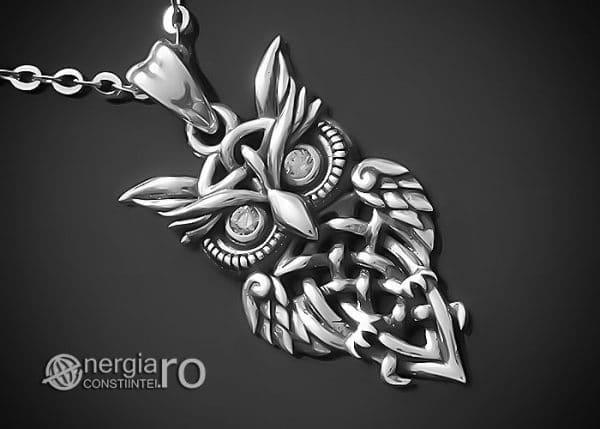 amuleta-talisman-medalion-colier-pandant-pandantiv-cucuvea-bufnita-argint-925-zircon-protectoare-protectie-protector-PND620-00