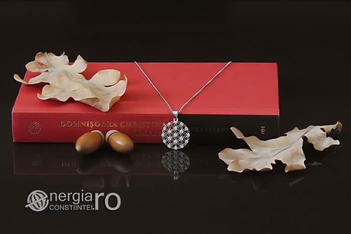 amuleta-talisman-medalion-colier-pandant-pandantiv-floarea-vietii-argint-925-protector-protectie-protectoare-PND600-05