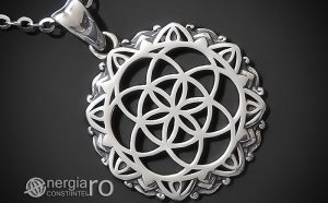 amuleta-talisman-medalion-colier-pandant-pandantiv-samanta-vietii-floarea-vietii-argint-925-protectie-protector-protectoare-PND680-00