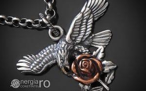 amuleta-talisman-medalion-colier-pandant-pandantiv-vultur-trandafir-argint-925-protector-protectie-protectoare-PND670-00