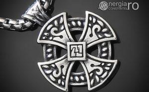 amuleta-talisman-medalion-colier-pandant-pandantiv-crucifix-cruciulita-cruce-celtica-protectie-protector-protectoare-inox-PND340-00
