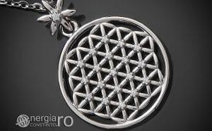 amuleta-talisman-medalion-colier-pandant-pandantiv-floarea-vietii-argint-925-protectie-protector-protectoare-PND601-00