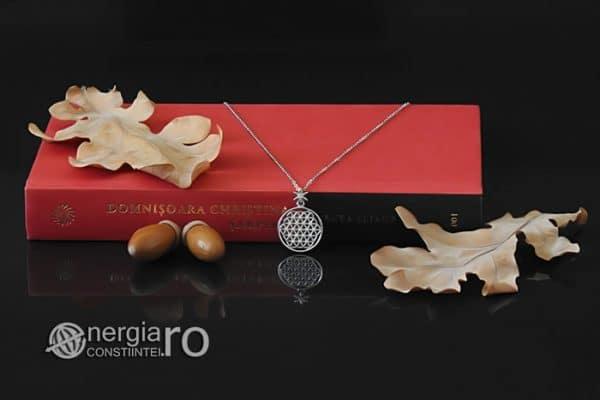 amuleta-talisman-medalion-colier-pandant-pandantiv-floarea-vietii-argint-925-protectie-protector-protectoare-PND601-05
