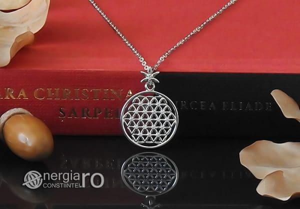 amuleta-talisman-medalion-colier-pandant-pandantiv-floarea-vietii-argint-925-protectie-protector-protectoare-PND601-06
