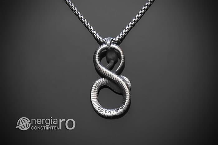 amuleta-talisman-medalion-colier-pandant-pandantiv-sarpe-infinit-protectie-protector-protectoare-inox-PND330-02