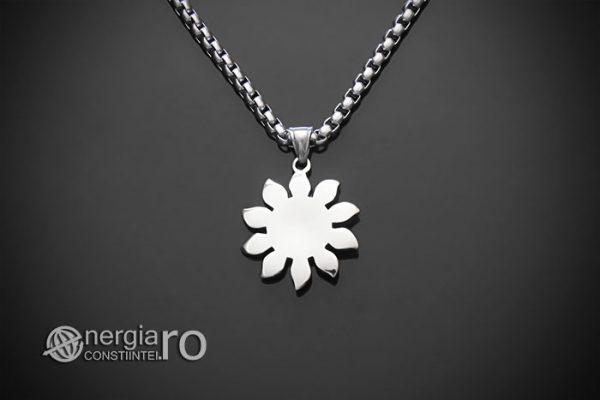 amuleta-talisman-medalion-colier-pandant-pandantiv-soare-solar-protectie-protector-protectoare-inox-PND177-02