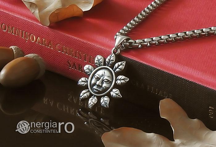 amuleta-talisman-medalion-colier-pandant-pandantiv-soare-solar-protectie-protector-protectoare-inox-PND177-04