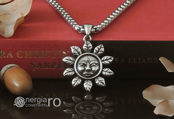 amuleta-talisman-medalion-colier-pandant-pandantiv-soare-solar-protectie-protector-protectoare-inox-PND177-06